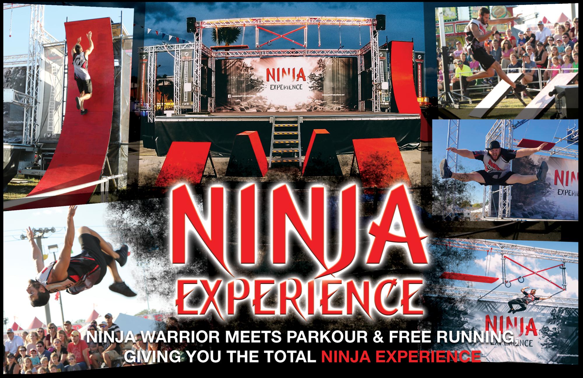 Ninja Experience Show