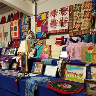 Arts Crafts and Home Garden Exhibit
