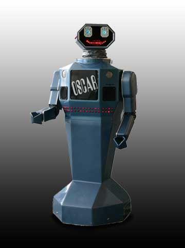 Oscar the robot