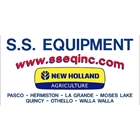 SS Equipment Logo