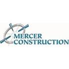Mercer construction logo