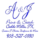 AJ Print & Stitch