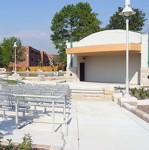 DNR Amphitheater