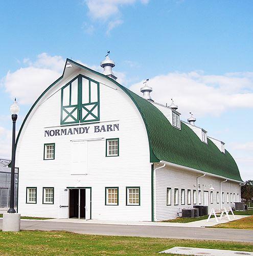 Normandy Barn