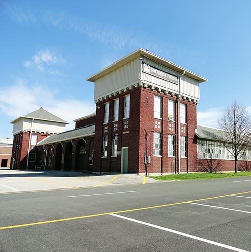 Northwest Pavilion