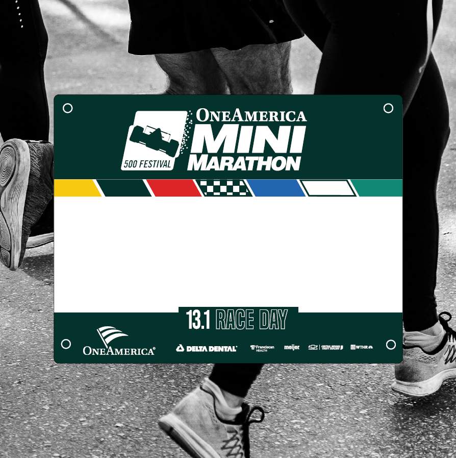 Digital Bibs, Finisher Certificates, & Mile Markers