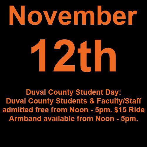 Friday, November 12th