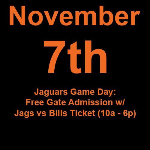 Sunday, November 7th