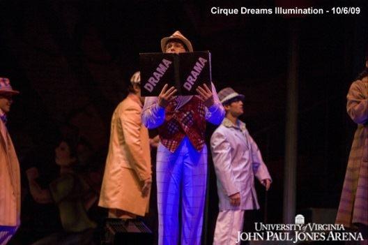 Cirque Dreams Illumination