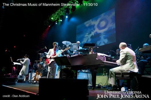 The Christmas Music of Mannheim Steamroller