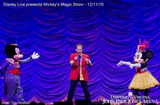 Disney Live Presents: Mickey's Magic Show