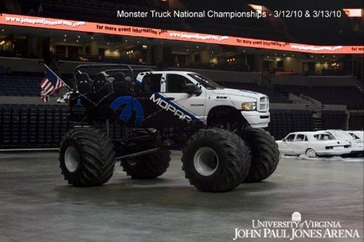 Monster Truck National Championships