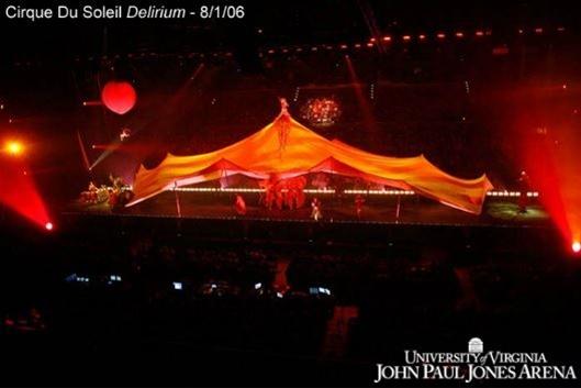 Cirque du Soleil Delirium