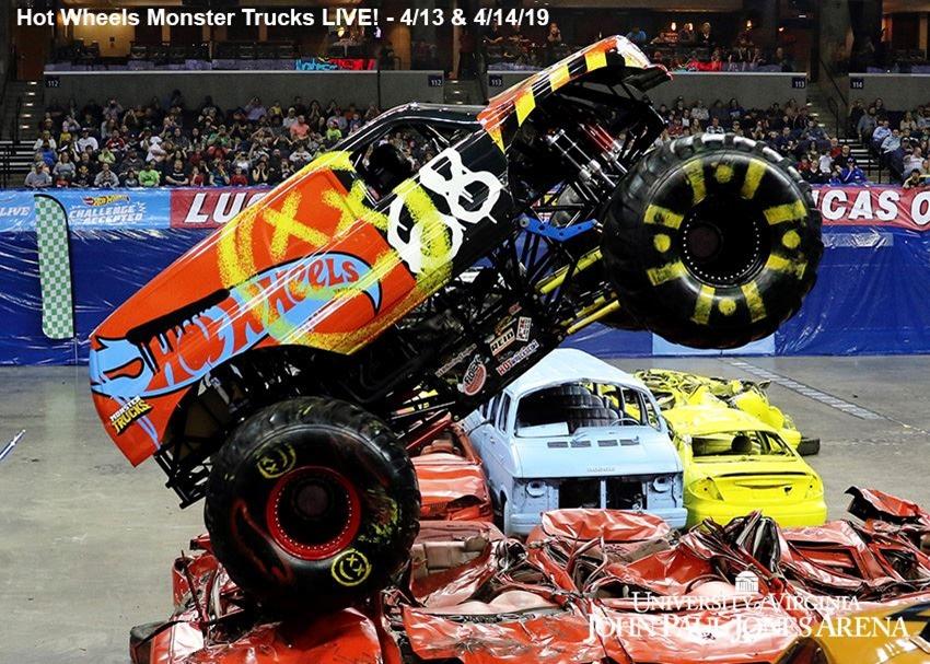 Hot Wheels Monster Trucks LIVE!