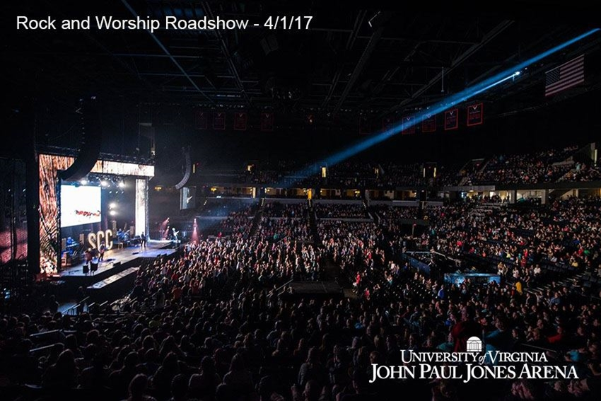 Rock and Worship Roadshow