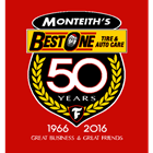 Monteith's Best One Tire