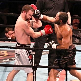 Boxing-MMA Fights - Blizzard Brawl