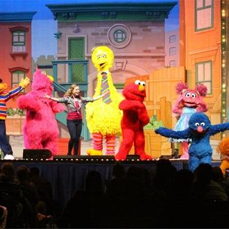 Sesame Street Live- April 2017