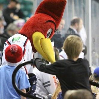 Topeka Roadrunners Hockey 1/28/17
