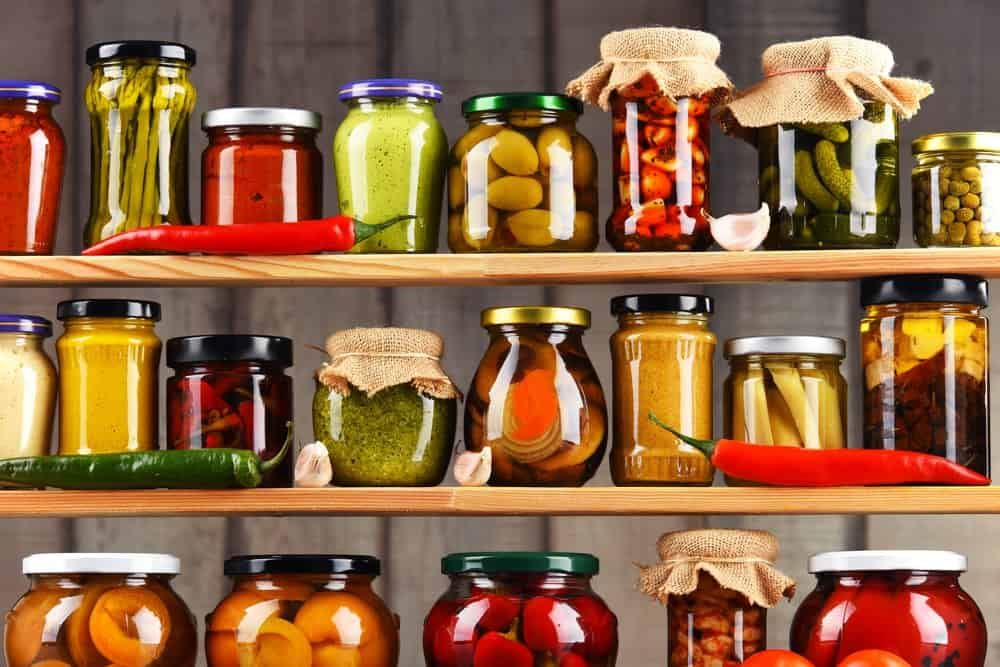 4-H Food Preservation