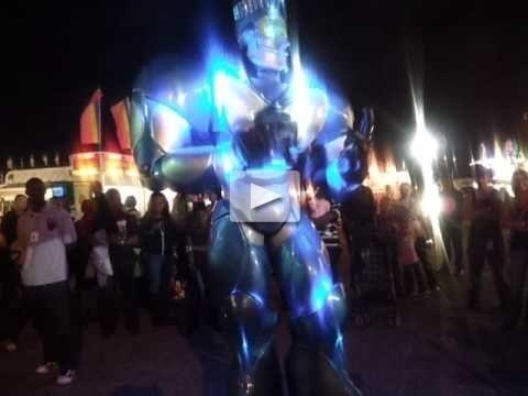 Rock-It Robot @ State Fair of LA