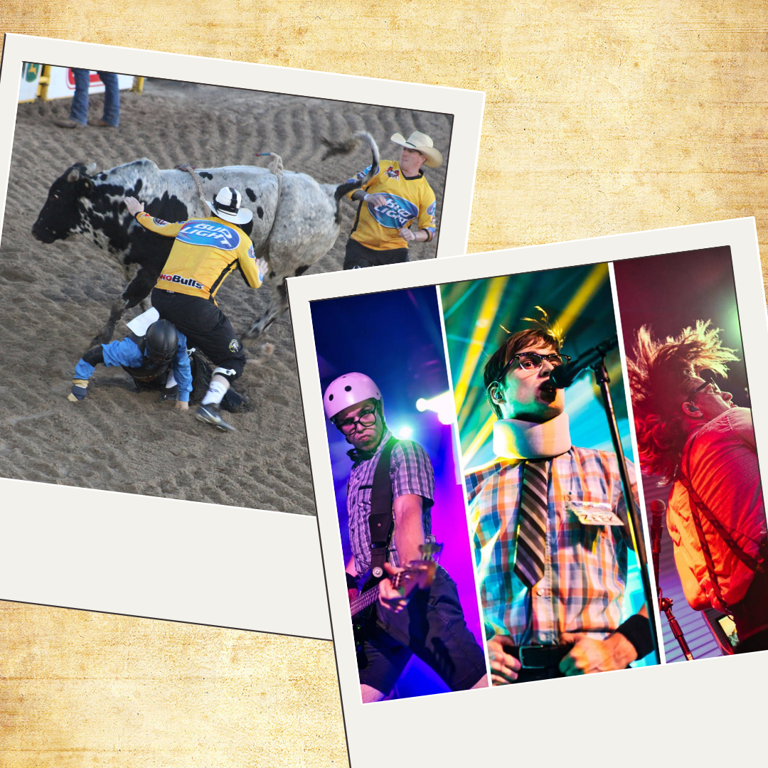 Friday Pro Rodeo & The Spazmatics Concert Tickets