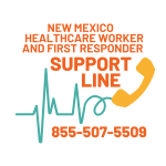 NM Healthcare Worker and First Responder SUPPORT LINE
