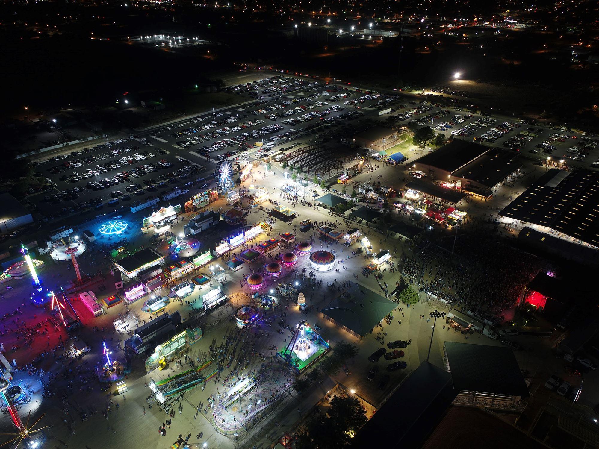 Lea County Fair & PRCA Rodeo