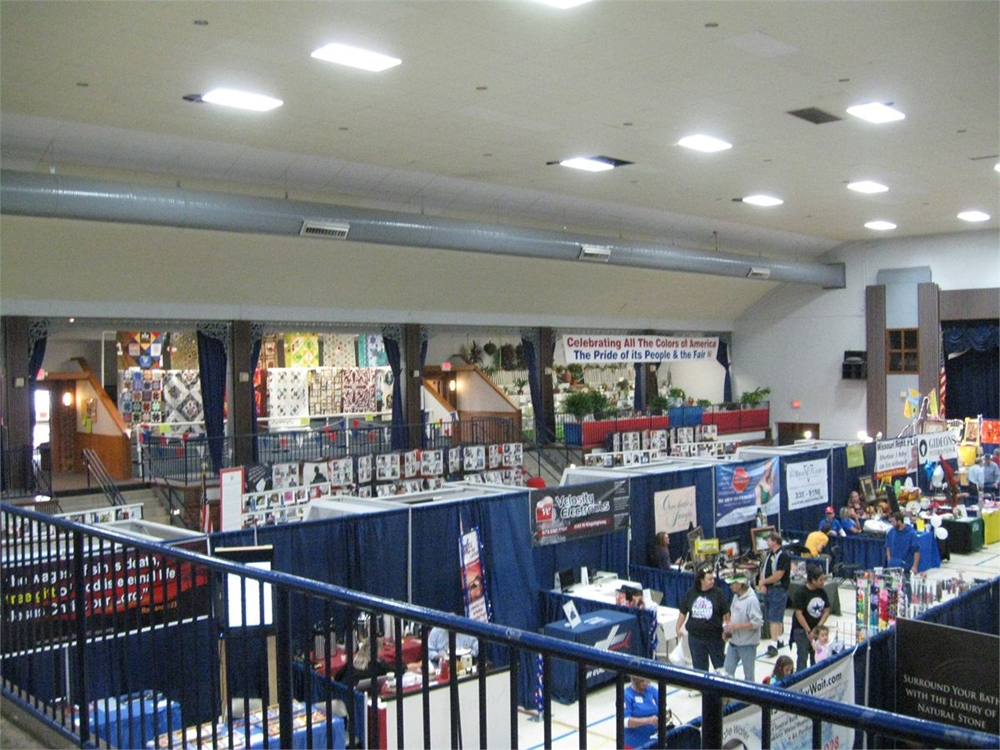 Commercial Exhibits and Homemakers Building