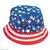 Child's Bucket Hat - Stars