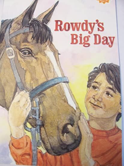 Rowdy's Big Day