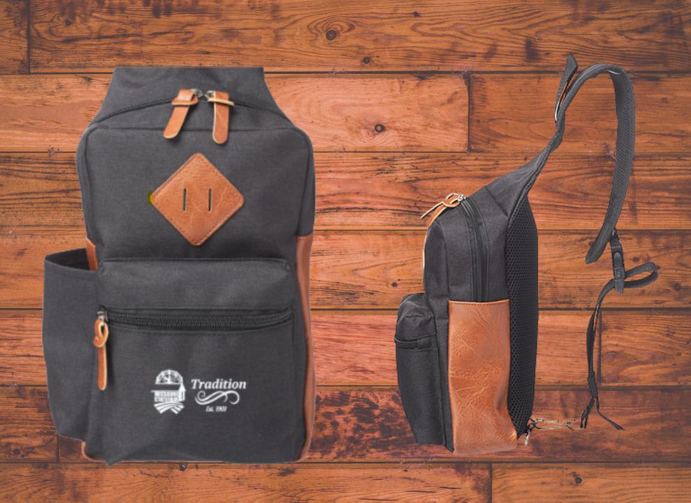 Crossbody Messenger Bag