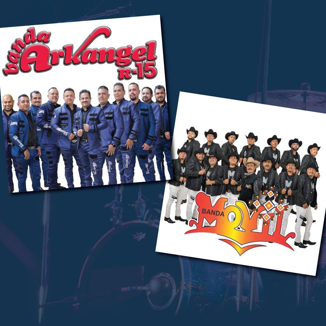 Banda Movil & Banda Arkangel R-15 | Sept 12th