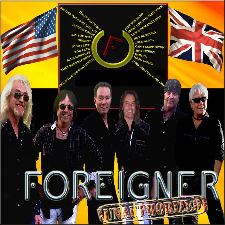 Foreigner Unathorized