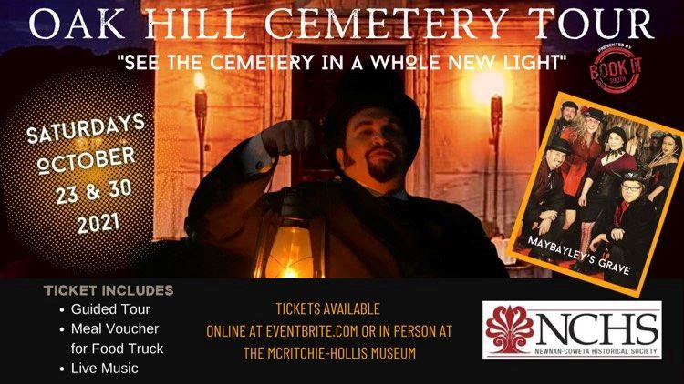 Oak Hill Cemetery Tour