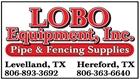 Lobo Equipment, Inc.