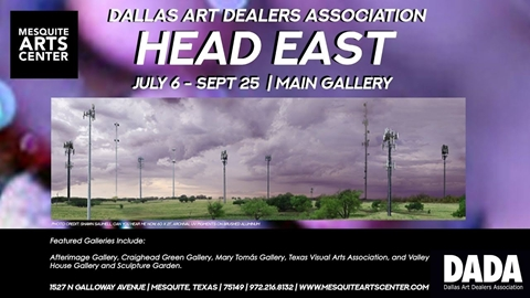 Dallas Art Dealers Association: Head East