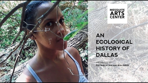 An Ecological history of Dallas