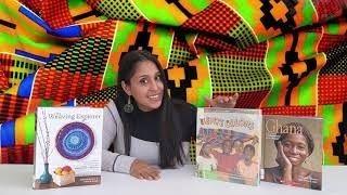 Kente Tapestries with Erica Guajardo