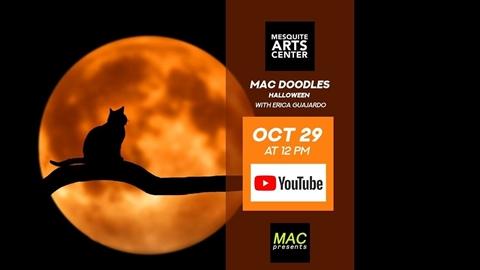 MAC Doodles: Halloween