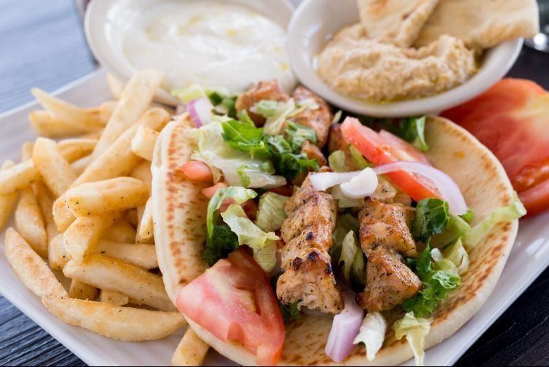 Atheneos Greek Village Cafe