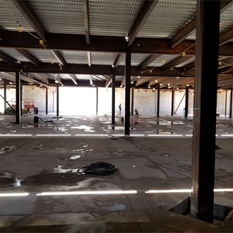 Construction Photos - June 2018