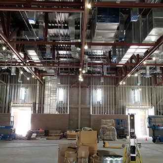 Construction Photos - March 2019