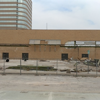 Midland Center Demo Photos