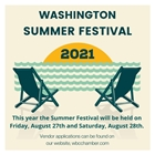 Washington Summer Festival