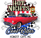 Hot Nights Cool Rides