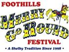 Foothills Merry Go Round Festival