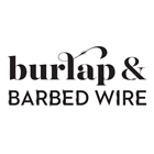 Burlap and Barbed Wire