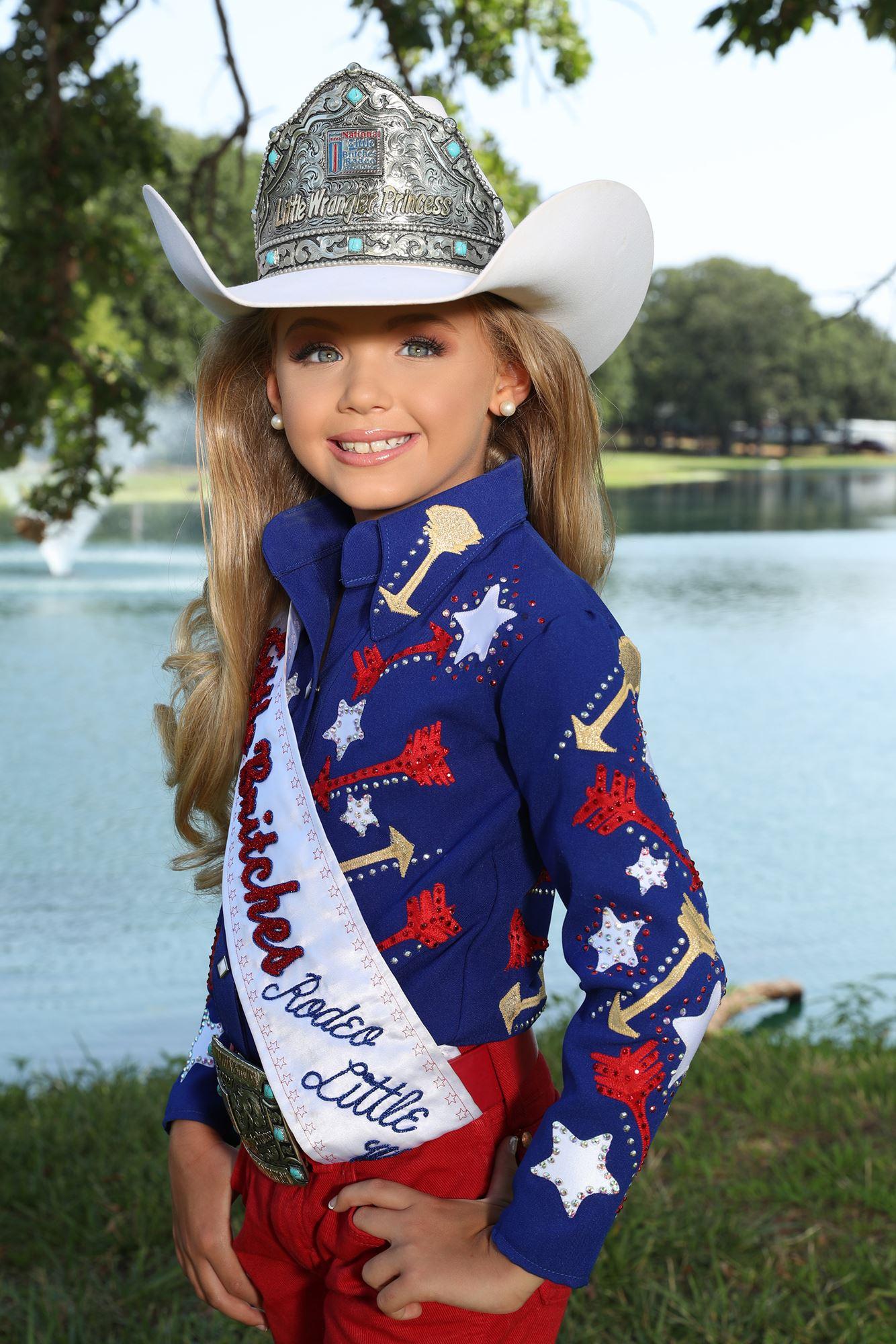 Little Wrangler Princess
