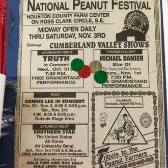 1990 Peanut Festival